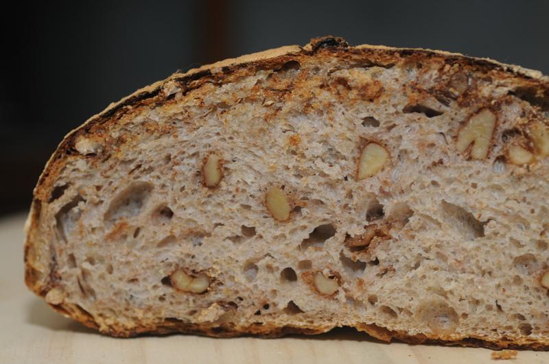 關於大圓麵包